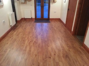 PROJECT FLOORS  rough sawn cypress laid in a holiday cottage