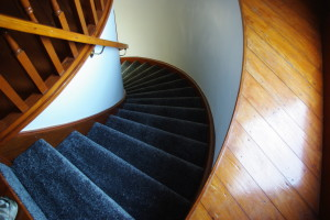 fitted in a Stainfree carpet by Abingdon
