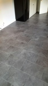 12 x 18 Tile with 2mil design strip